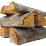 Les bûches à bois