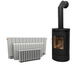 comparatif poêle à bois et radiateur électrique